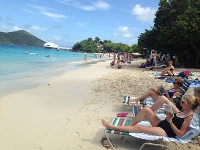 brenda franco beach day