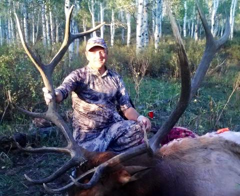 Great Archery Season Bull Elk