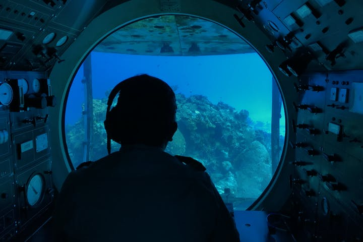 Cozumel Submarine Adventure