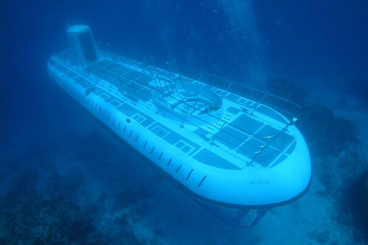 Cozumel Blast | Atlantis Submarines Cozumel Mexico