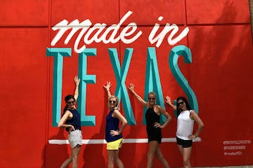 Made in Texas Mural