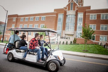 Tour Knoxville Campus