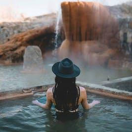 Mystic Hot Springs | Natural Hot Springs in Monroe, Utah