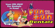 Fun in the Sun Rentalz | Kona Scooter & Moped Rentals - Big Island, Hawaii