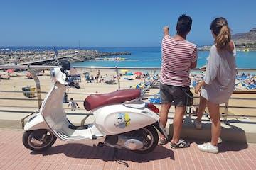 Gran Canaria Vespa Rentals