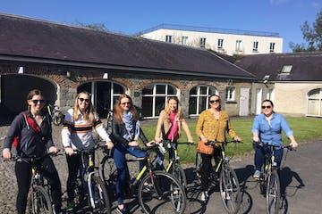 women in cycling tours