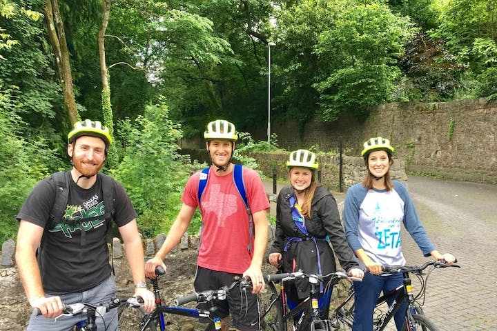 Kilkenny Cycling Tours Clients