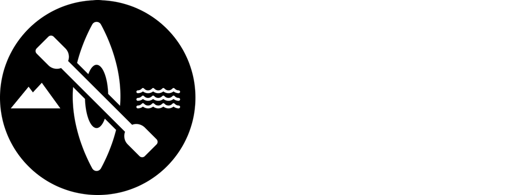 Kayak Kodiak Logo with White Text
