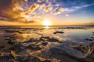 Sharks Cove Sunset Oahu Photo Tours