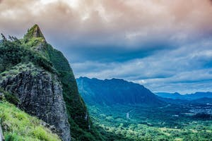 Pali Lookout Oahu Photo Tours