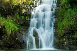 Waimea Waterfall Oahu, Hawaii