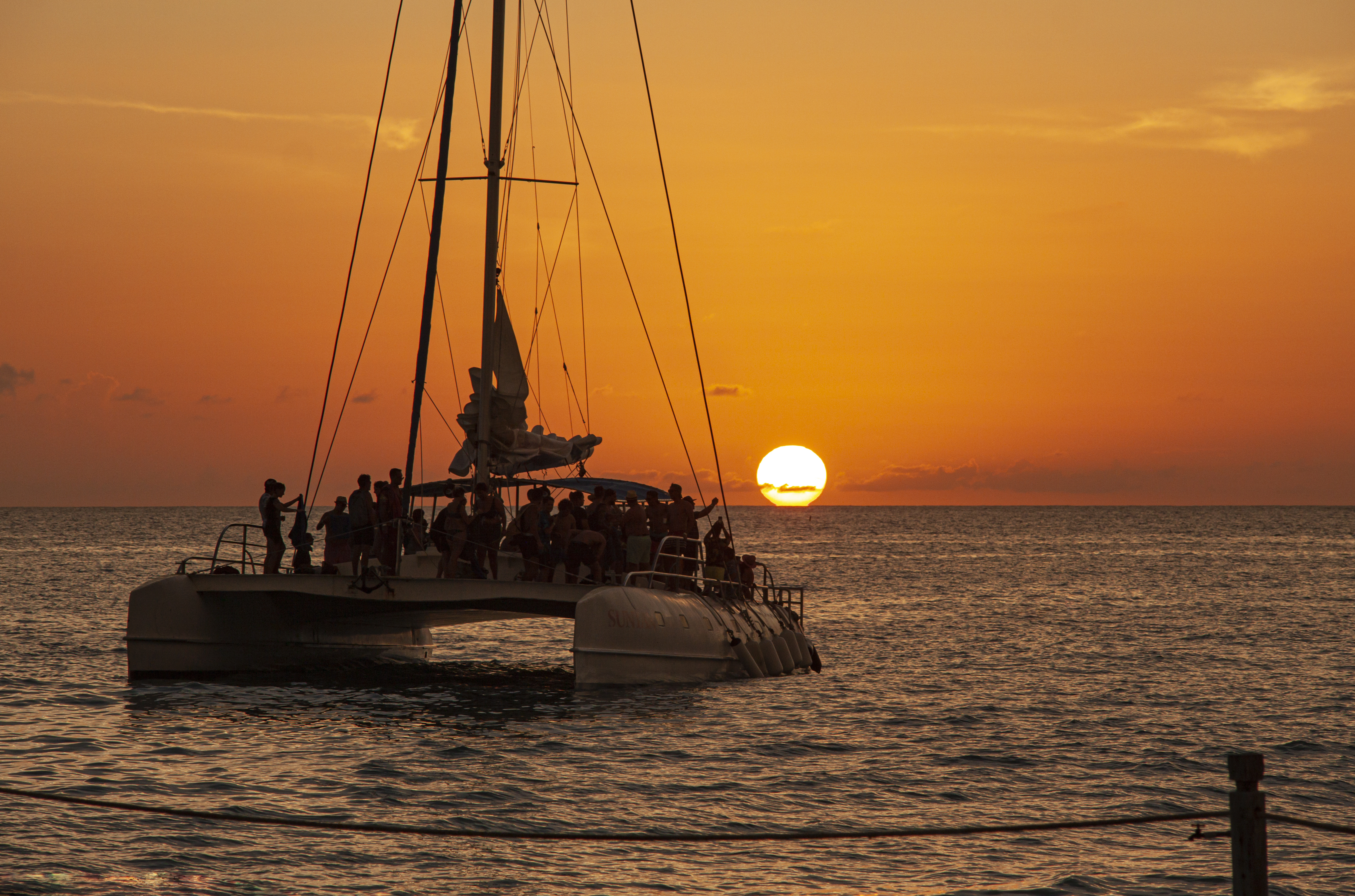 Hawaii Sunset Sail