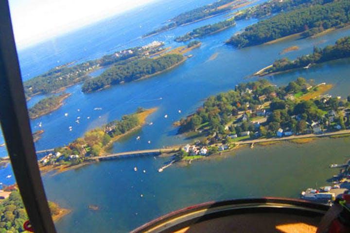 seacoast helos tour view