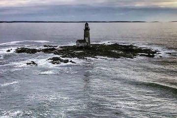 seacoast coast helos lighthouse tour view