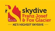 Skydive Franz Josef Glacier