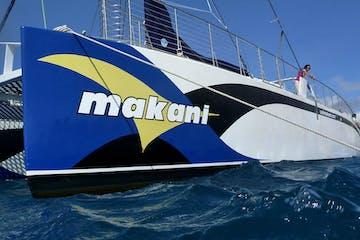Makani Catamaran tour