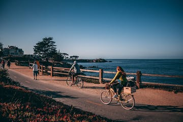 17 Mile Drive Bicycle Tour Adventures By The Sea