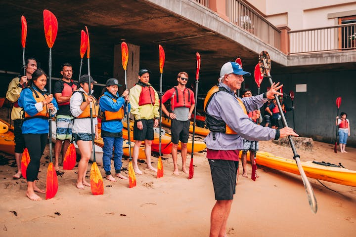 Cannery Row Kayak Tour Adventures By The Sea