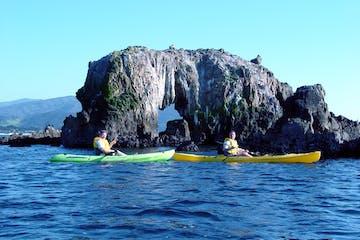 Private Pebble Beach Kayak