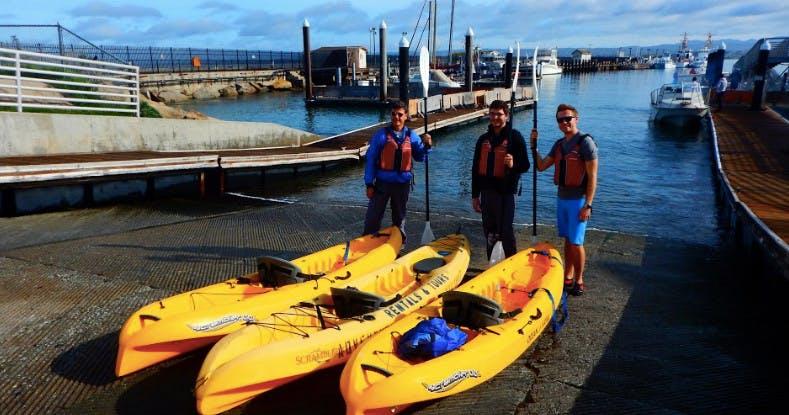 Kayak Rental Adventures By The Sea