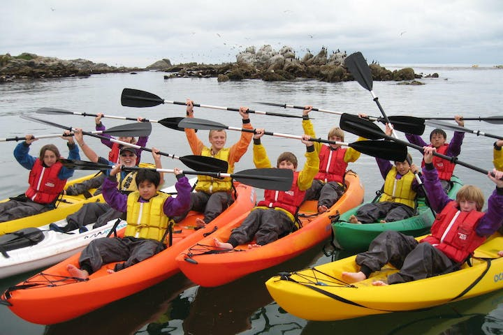 Breakwater Cove Kayak Tour Adventures By The Sea