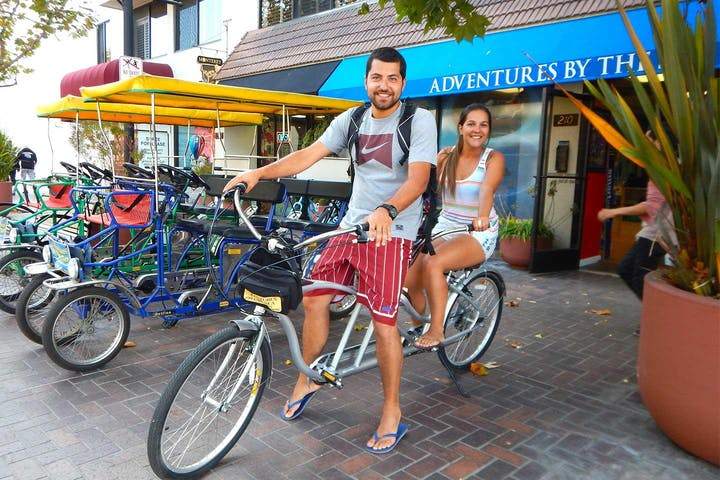 Hybrid Bicycle Rental