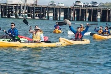Cannery Row Kayak Tour