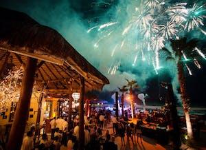 Cabo San Lucas Fireworks