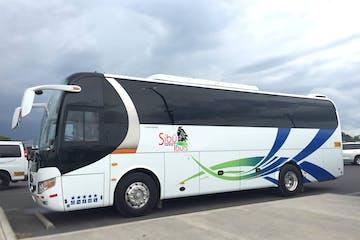 sibu tours transportation bus