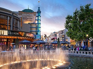 Things to do Los Angeles the Grove