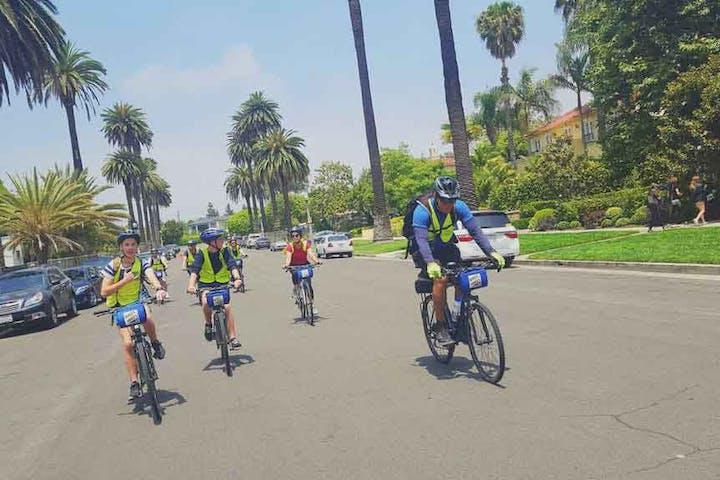 Los Angeles Bike Tour Group