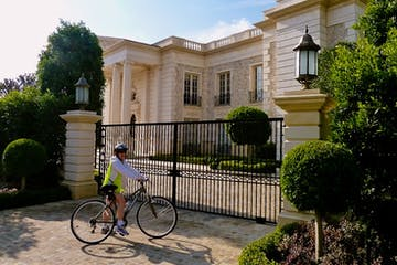 Hollywood Bike Tour stop