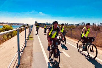 Santa Monica and Venice Beach Bike Tour Experience