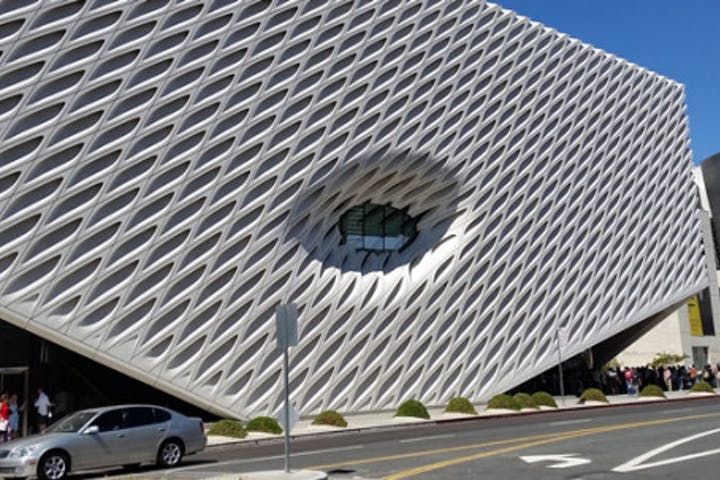 Modern Art Museum Los Angeles