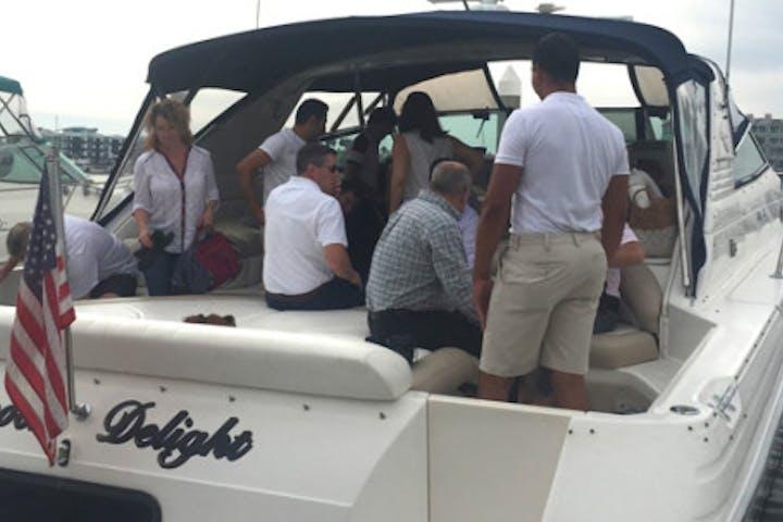 speed boat los angeles