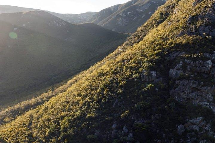 los angeles mountain hike