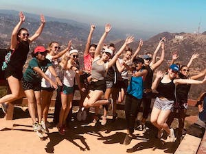 Private Group Hollywood Sign Hike