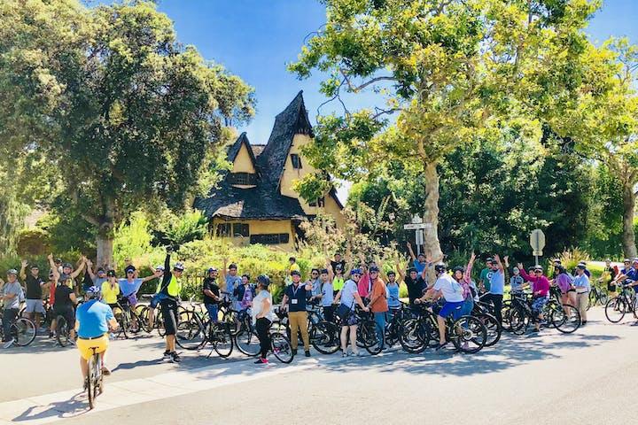 Celebrity Bike Tour Beverly Hills