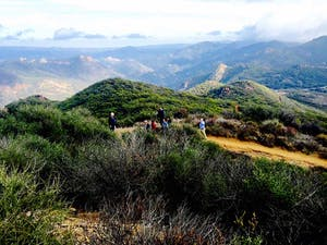 Malibu Canyon Hike
