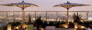 Andaz West Hollywood Sundeck