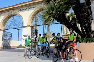 Hollywood Bike Tour at Paramount Pictures