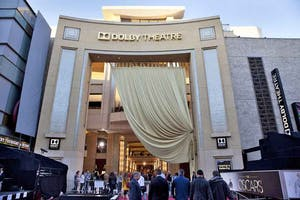 The Oscars at Dolby Theatre