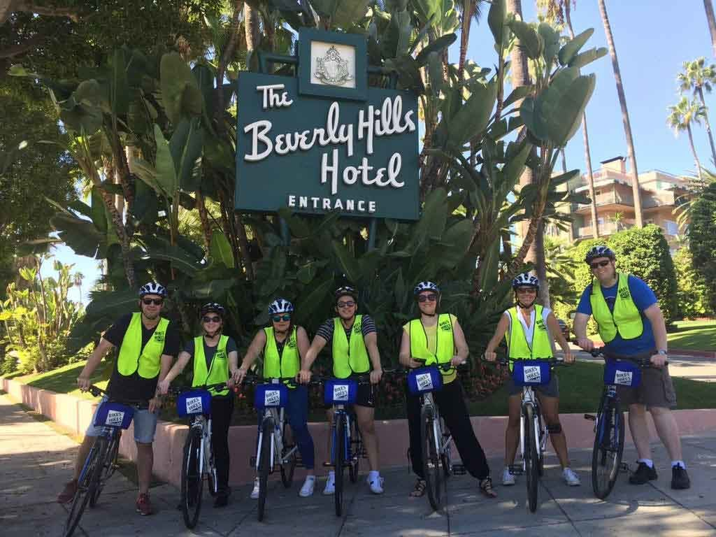 Beverly Hills Bike Tour
