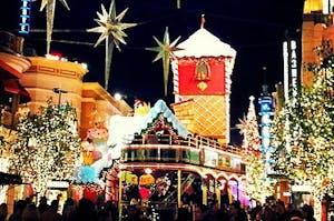 LA at Christmastime