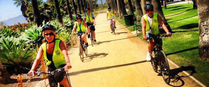 Santa Monica Venice Beach Group Bike Tour