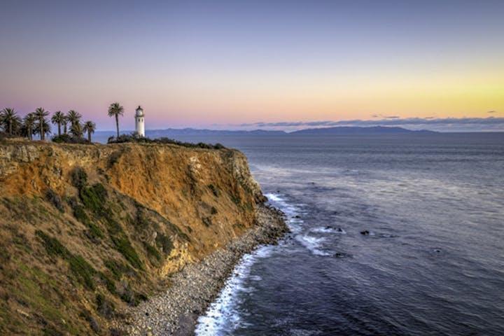Palos Verdes Cliffs Outdoor Activity Mindfulness Hike