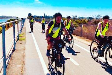 group bike tour