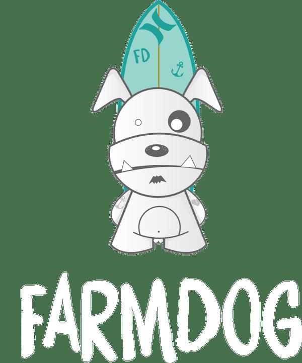 Farmdog Surf School logo