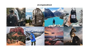 instagram feed integrated on website