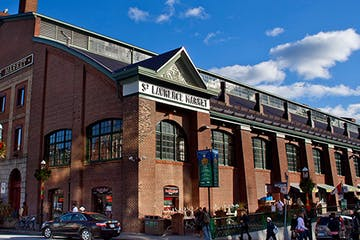 St. Lawrence Market & Old Town